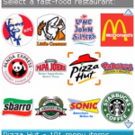 Fast Food Calories Counter