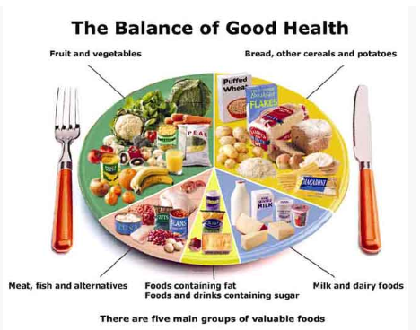 diabetic chart food: Diabetic healthy eating on a budget food portion chart ada